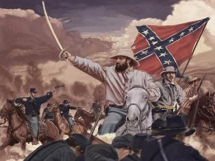 Гражданская война в США - американский взгляд