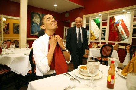 Президент Америки посетил гаванский ресторан с традиционными кубинскими блюдами