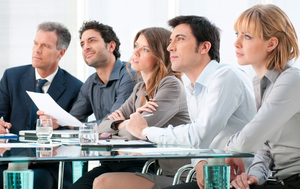 the present culture of professional training