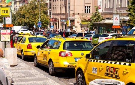 Особенности заказа такси в Праге