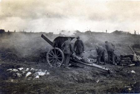 Информационное противоборство в первую мировую войну