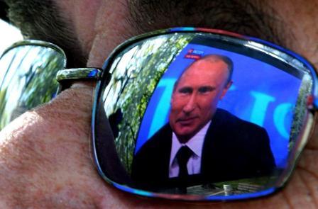 Система внешнеполитической пропаганды России