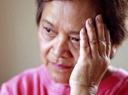 Особенности старческой деменции