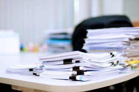 Типы существующих отчетных документов