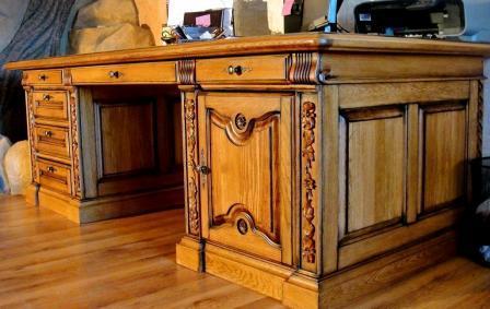 Почему стоит заказать изготовление мебели из массива на заказ