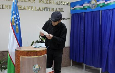 О наблюдении за парламентскими выборами в Узбекистане