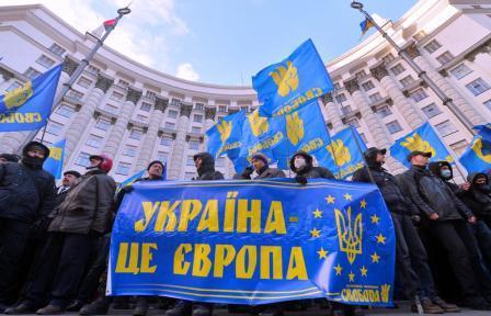 Украина после информационной войны