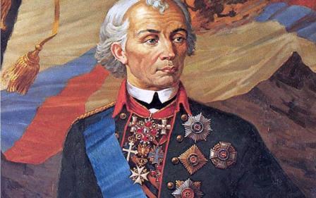 Александр Суворов - лучший полководец мира