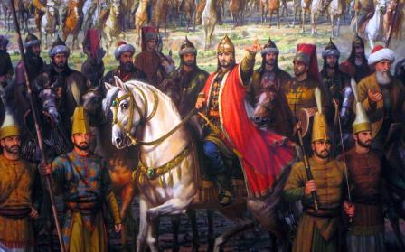 Реализация доктрины «Москва - Третий Рим» Иваном Грозным