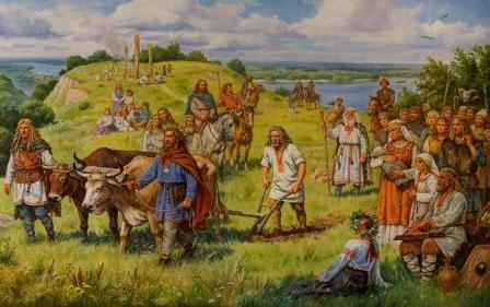 История славян