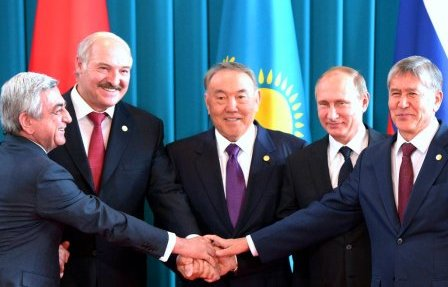 Доклад - Евразийский вектор политики России и глобальные коммуникации