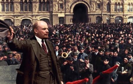 Экспорт демократии от Ленина. Почему Вождь популярен в США.