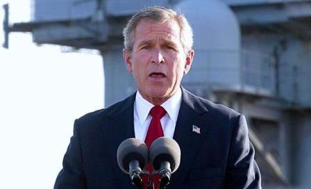 Доктрина Буша – экспансия свободы по-американски