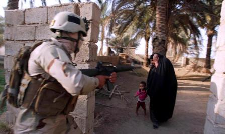 Дипломатия и война в Ираке