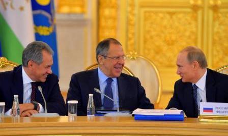 Идеологический компонент дипломатии России