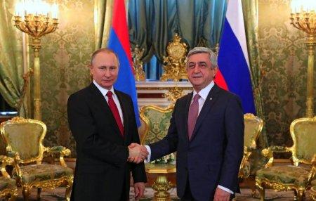 Российско-армянское сближение: геополитические и информационные аспекты