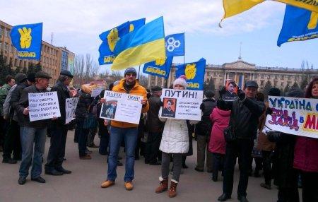 Украине и Информационная война