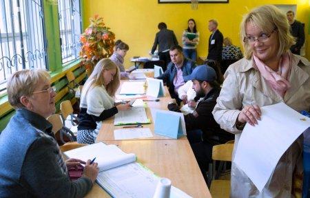 Активность российских избирателей