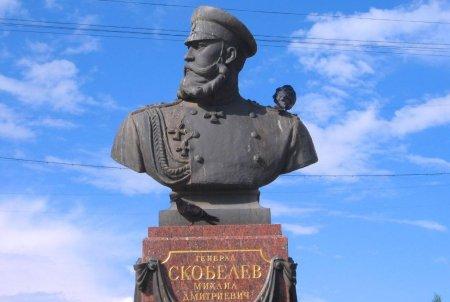 Генерал Скобелев - освободитель Болгарии