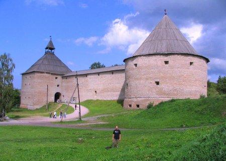 Старая Ладога - первая столица Руси