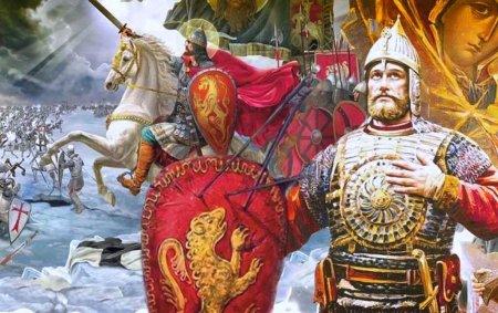 Александр Невский – герой Руси
