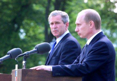 Обращение к президентам России и США