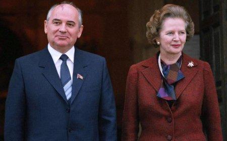 Ответственность Горбачева за развал страны.