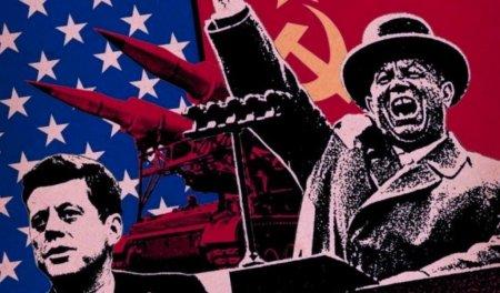 Информационная война СССР и США