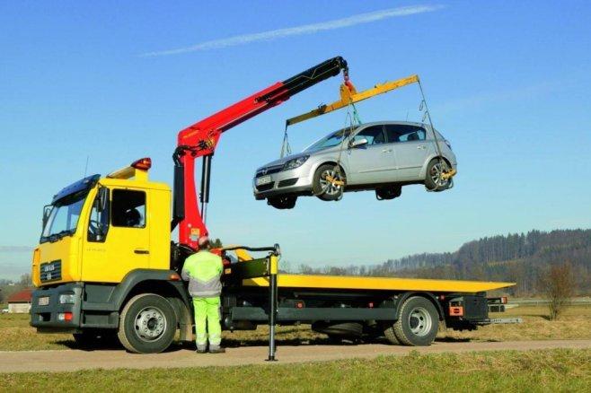 Полезная информация об эвакуации автомобилей