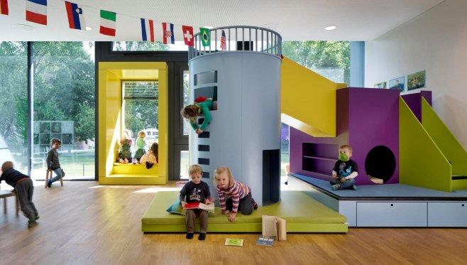Особенности современных детских центров