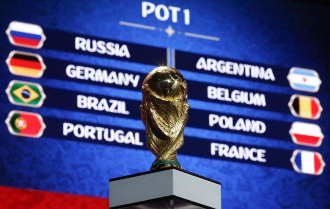 Как заработать на чемпионате мира по футболу?