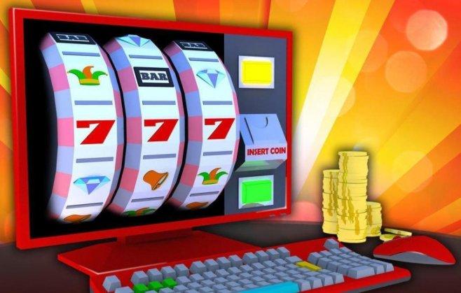 Новые игровые автоматы вулкан.