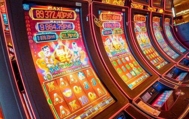 Бесплатные игровые автоматы онлайн в клубе Вулкан.
