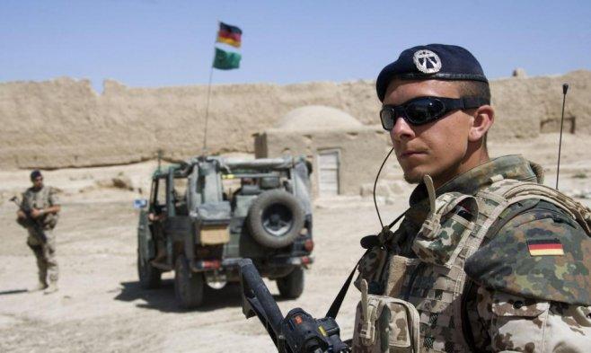 Нужны ли немецкие солдаты в Ираке?