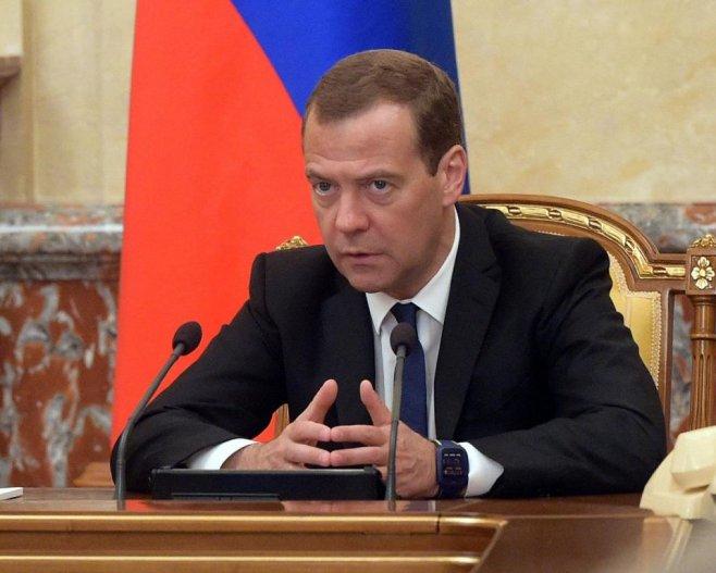 Политический портрет Дмитрия Медведева