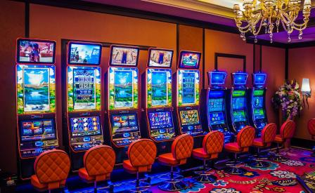 Где можно поиграть в игровые автоматы?
