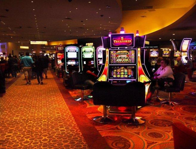 Популярность казино Spin City.