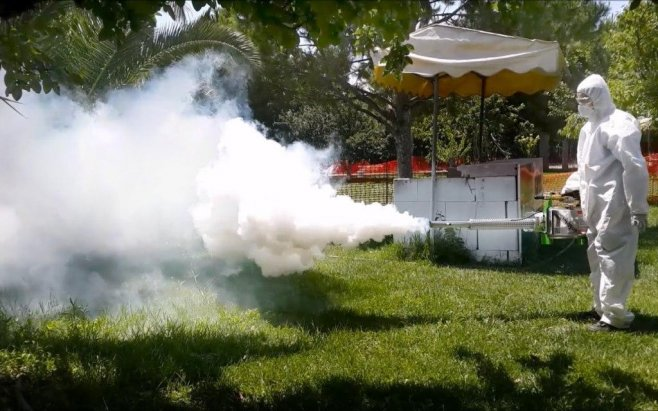 Где купить оборудование для дезодорации промышленных объектов?