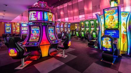 Игровые автоматы Вулкан: играть в лицензионном казино на рубли