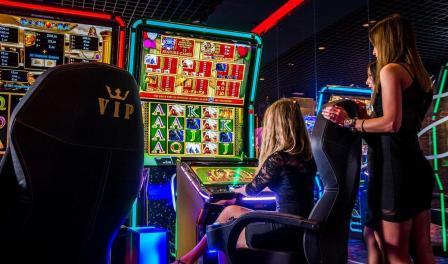 Игровые автоматы - лучшее развлечение в интернете