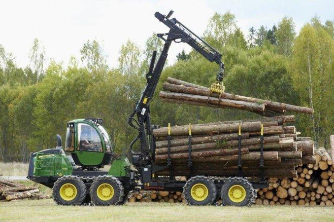 Где недорого купить лесозаготовительную технику?