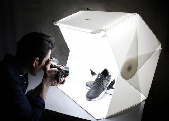 Особенности предметной фотографии