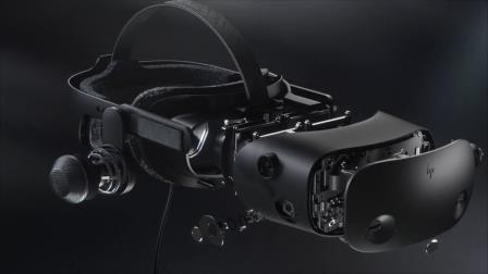 Уникальная гарнитура виртуальной реальности HP Reverb G2.